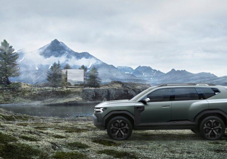 Dacia a prezentat Bigster Concept