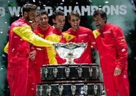 Noi modificări în formatul Cupei Davis
