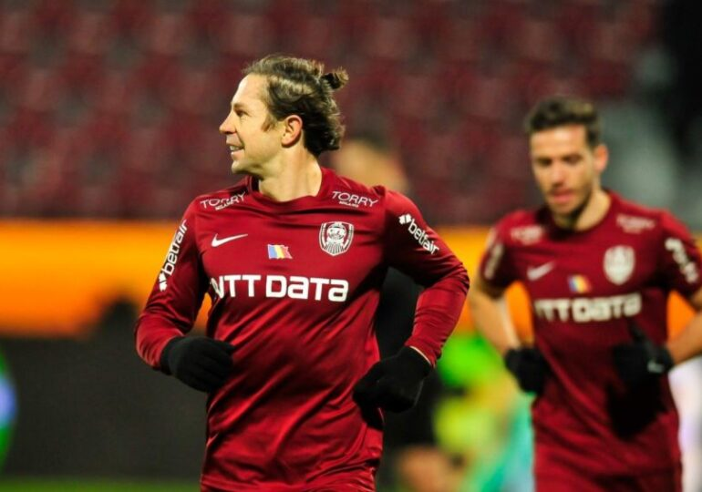 Liga 1: CFR Cluj obține o nouă victorie