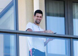 Australian Open 2021: Djokovic a răspuns criticilor aduse sugestiilor sale pentru jucătorii aflaţi în carantină