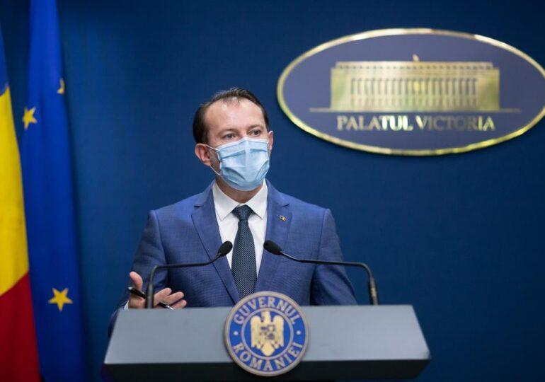 Cîțu amenință cu demiteri după incendiul de la Matei Balș: E momentul ca în România fiecare angajat să își facă treaba pentru care e plătit!