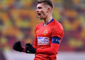 FCSB poate da o nouă lovitură financiară: Florin Tănase, aproape de un transfer