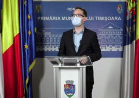 Primăria Timişoara are datorii de 120 milioane de lei, anunță Dominic Fritz