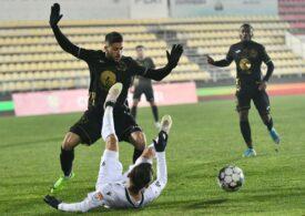 Liga 1: Gaz Metan Mediaș face un salt spectaculos în clasament