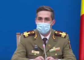 Valeriu Gheorghiţă anunță câte doze de vaccin s-au risipit până acum şi câte persoane au fost deja imunizate