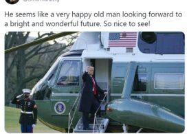 Greta Thunberg îl ironizează iar pe Trump: Mă bucur să văd asta!