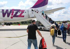 Wizz Air introduce zboruri de la București spre Zakynthos și Corfu, pe timpul verii