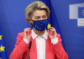 Comisia Europeană a avizat vaccinul Moderna, anunță Ursula von der Leyen