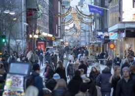 Suedia a înregistrat 17.395 de noi cazuri de COVID în weekend