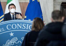 Premierul italian va remania  guvernul, pentru a evita criza politică