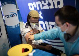 """Israelul, țara fruntașă la vaccinarea antiCOVID, va emite pașapoarte """"verzi"""" pentru cei imunizați"""