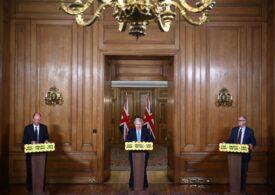 Boris Johnson anunță că noul lockdown din Anglia va fi ridicat treptat, iar şcolile vor fi primele care se vor redeschide
