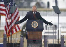 Reacții din întreaga lume la incidentele de la Washington: Aceasta nu este America