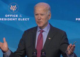 Joe Biden promite o serie de ordine executive încă din prima zi de mandat. Iată ce planuri are