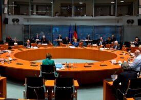 Merkel preconizează că restricțiile în Germania vor fi prelungite până în aprilie