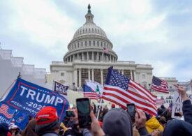 Primele puneri sub acuzare după asaltul de la Capitoliu: Protestatarii vor ajunge în fața unui mare juriu