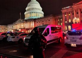Un român a fost arestat de FBI după protestele violente de la Capitoliu