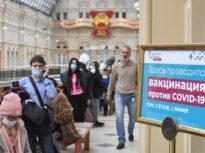 Rusia preconizează să vaccineze 20 de milioane de persoane în primul trimestru al anului