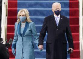 Joe Biden, declarație de dragoste la depunerea jurământului: Te iubesc, Jilly! (Video)