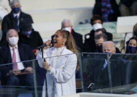 """Jennifer Lopez, mesaj în spaniolă la învestirea lui Joe Biden: """"Justiție pentru toți!"""" (Video)"""