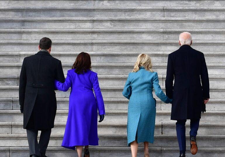 Mesajul simbol transmis prin ținutele de la ceremonia de învestitura a lui Joe Biden (Galerie foto)