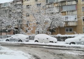 Vremea până pe 17 ianuarie: Ninsori abundente și apoi ger, cu temperaturi de minus 20 de grade!