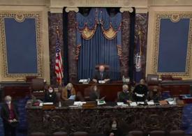 Actul de acuzare împotriva lui Trump a fost transmis oficial Senatului. Când începe procesul