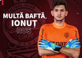 CFR Cluj a cedat încă un jucător