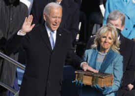 """<span style=""""color:#ff0000;font-size:100%;"""">LIVE</span> Joe Biden a devenit al 46-lea președinte al SUA și a ajuns la Casa Albă: Trump mi-a lăsat o scrisoare lungă"""