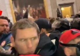 Un multiplu campion olimpic s-a aflat printre fanii Trump care au luat cu asalt Capitoliul (Video)