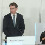 Austria: După protestul anti-restricții de sâmbătă, Kurz anunță prelungirea lockdown-ului până pe 8 februarie. Zeci de oameni au fost arestați