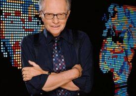 A murit legendarul prezentator TV Larry King