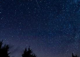Prima ploaie de meteoriţi din 2021 va lumina cerul în weekend