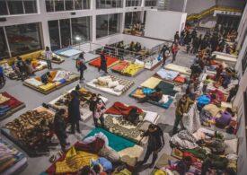 """Conducerea Primăriei Miercurea Ciuc le cere locuitorilor """"înţelegere, răbdare şi bunăvoinţă"""" față de romii afectaţi de incendiu"""
