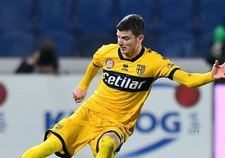 Valentin Mihăilă a marcat pentru Parma (Video)