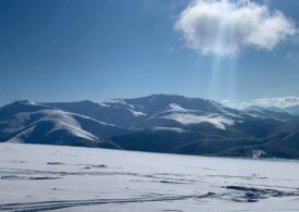 Stațiunea Muntele Mic, unde zăpada durează chiar și 180 de zile pe an