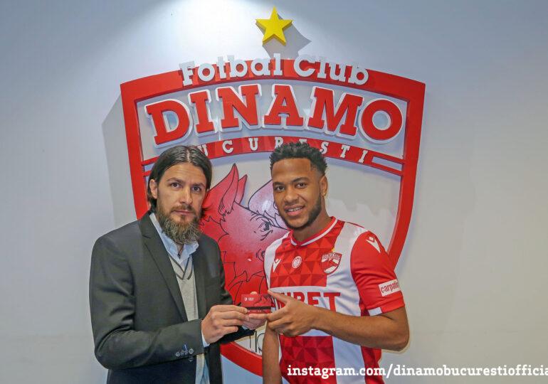 Dinamo a transferat un jucător din Curacao