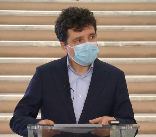 Nicușor Dan: În București vor fi 300-350 de puncte de vaccinare. Se închide spitalul modul din Pipera