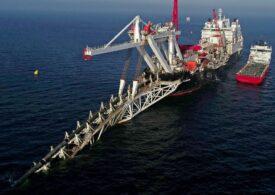 Gazprom reia construcția Nord Stream 2, în ciuda poziției SUA