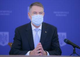 Iohannis: Vaccinarea în masă reprezintă singura soluţie pentru a ne întoarce cât mai rapid la normalitate