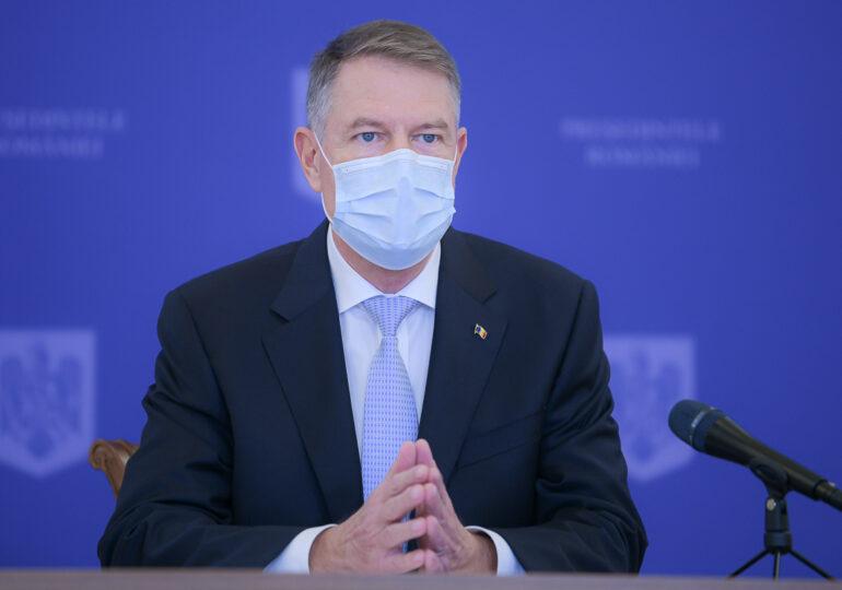 Iohannis i-a convocat la Cotroceni pe Cîțu, Orban Barna și Ghinea
