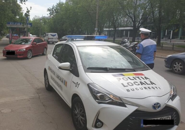 Percheziţii la Poliţia Locală Bucureşti şi Oficiul de Cadastru, privind demolarea ilegală a unui imobil din centrul Capitalei