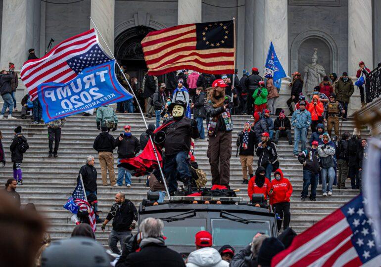 Cristian Pârvulescu, despre protestele din SUA: O manifestare fascistă de lovitură de stat