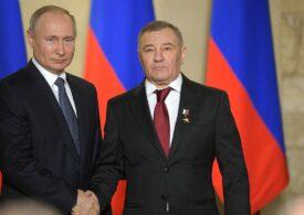 """Oligarhul rus Arkady Rotenberg spune că """"Palatul lui Putin"""" este al său"""