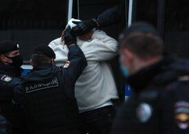 Proteste ample în toată Rusia, după arestarea lui Navalnîi. Poliția a reținut peste 2.500 de oameni, inclusiv soția opozantului, și a recurs la violențe (Video)