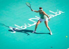 Rezultatele înregistrate vineri la turneul de la Abu Dhabi: Sabalenka a ajuns la 11 victorii consecutive!