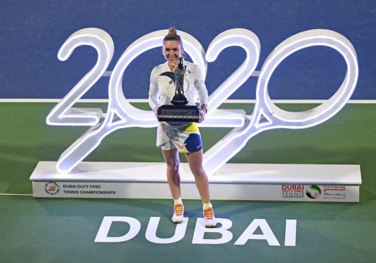 Adversare de top pentru Simona Halep la turneul de la Dubai