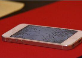 Adio telefoane crăpate? S-a inventat ecranul de smartphone care se repară singur