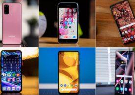 Cele mai tari smartphone-uri lansate în 2020 (Galerie video)