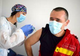 Aproape 85% din personalul medical ar putea fi vaccinat până la sfârșitul lunii ianuarie